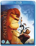 The Lion King BD Retail [Blu-ray] [Region Free]