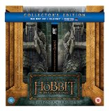 The Hobbit: The Desolation Of Smaug - Extended Bookend Edition [Blu-ray 3D + Blu-ray] [Region Free]