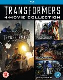 Transformers: Movie Collection [Blu-ray]