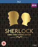 Sherlock: Series 3 - Special Edition [Blu-ray]