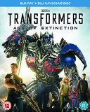 Transformers: Age of Extinction [Blu-ray] [Region Free]