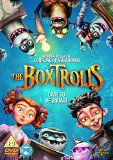 The Boxtrolls [DVD] [2014]