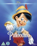 Pinocchio [Blu-ray] [Region Free]