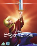 The Sword In The Stone [Blu-ray] [Region Free]
