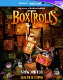 The Boxtrolls [Blu-ray] [2014]