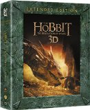 The Hobbit: The Desolation Of Smaug - Extended Edition [Blu-ray 3D + Blu-ray] [Region Free]