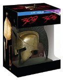 300 / 300: Rise of an Empire - Limited Spartan Helmet Edition [Blu-ray + UV Copy] [2006] [Region Free]