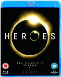 Heroes: The Complete Series 1 [Blu-ray]