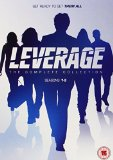 Leverage: Complete Collection [DVD]