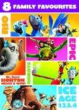 Blue Sky -  8 Family Favourites [DVD]