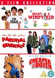 Parental Guidance/ Cheaper By The Dozen/ Diary Of A Wimpy Kid DVD