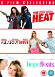 The Heat/ All About Steve/ Hope Floats DVD