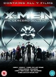 X-Men - The Cerebro Collection (7 Films Box Set) [DVD]