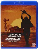 The Texas Chain Saw Massacre: 40th Anniversary Restoration - 2 Disc Standard Edition [Blu-ray]