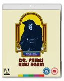 Dr Phibes Rises Again [Blu-ray]