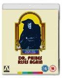Dr Phibes Rises Again [Blu-ray]