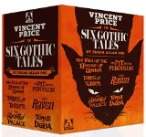 Vincent Price and Roger Corman Present: Six Gothic Tales [Blu-ray]