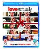 Love Actually (Blu-ray + UV Copy) [2003] [Region Free] Blu Ray