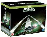Star Trek:  The Next Generation - Complete Seasons 1-7 [Blu-ray]