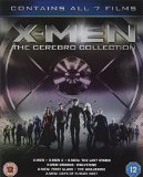 X-Men - The Cerebro Collection (7 Films Box Set) [Blu-ray]
