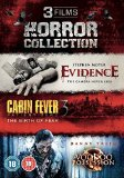 3 Film Horror Collection [DVD]