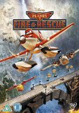 Planes 2: Fire and Rescue [DVD]