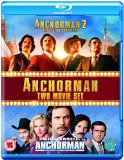 Anchorman 1-2 Blu-ray