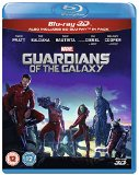 Guardians of the Galaxy [Blu-ray 3D + Blu-ray] Blu Ray
