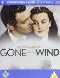 Gone with the Wind 75th Anniversary [Blu-ray] [2014] [Region Free]