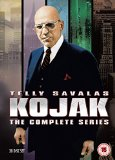 Kojak - The Complete Series (30 DVD Box Set) DVD