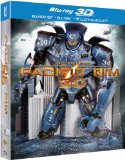 Pacific Rim - Limited Edition Robot Pack (Exclusive to Amazon.co.uk) [Blu-ray 3D + Blu-ray + UV Copy] [2013] [Region Free]
