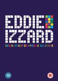 Eddie Izzard: Sexie/Force Majeure/Stripped [DVD]