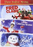 Christmas Triple 2011 - Fred Claus / National Lampoons Christmas Vacation / Jack Frost