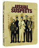 The Usual Suspects Steel Pack [Blu-ray]
