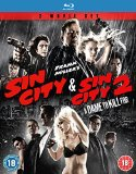 Sin City & Sin City 2: A Dame To Kill For [DVD]