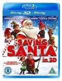 Saving Santa (Blu-ray 3D + Blu-Ray)