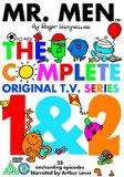 Mr Men: The Complete Original TV Series 1 & 2 [DVD]
