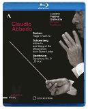 Brahms / Schoenberg / Beethoven - 2013 Lucerne Festival [Claudio Abbado, Lucerne Festival Orchestra] [Blu-ray] [2014]