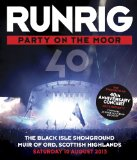 Runrig: Party On The Moor - 40th Anniversary Concert [Blu-ray]