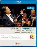 Bruckner: Symphony No. 8 [Christian Thielemann, Staatskapelle Dresden] [Blu-ray] [2014]
