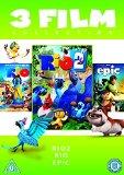 Rio/Rio 2/Epic [DVD]