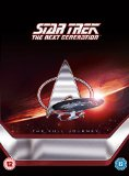 STAR TREK THE NEXT GENERATION COM RE-PAC DVD