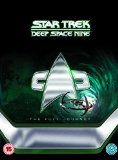 STAR TREK DEEP SPACE NINE COMPLETE RE-PA DVD