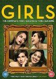 Girls: Seasons 1-3 [DVD]