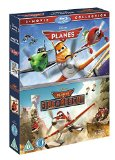 Planes and Planes 2 [Blu-ray] [Region Free] Blu Ray
