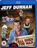 JEFF DUNHAM - All Over the Map [Blu-ray]