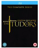 The Tudors - Complete Season 1-4 [Blu-ray] [Region Free]