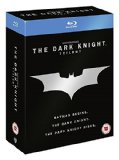 The Dark Knight Trilogy [Blu-ray] [Region Free]