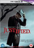 Justified: The Complete Fifth Season [DVD]