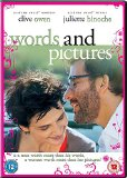 Words And Pictures [DVD] [2014]